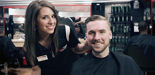 Sport Clips Haircuts of Easley ​ stylist hair cut